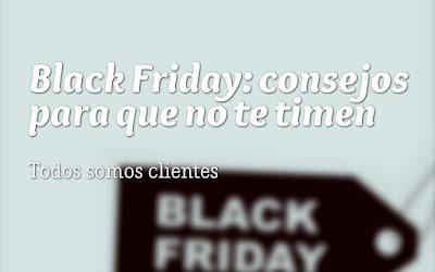Black Friday: consejos para que no te timen