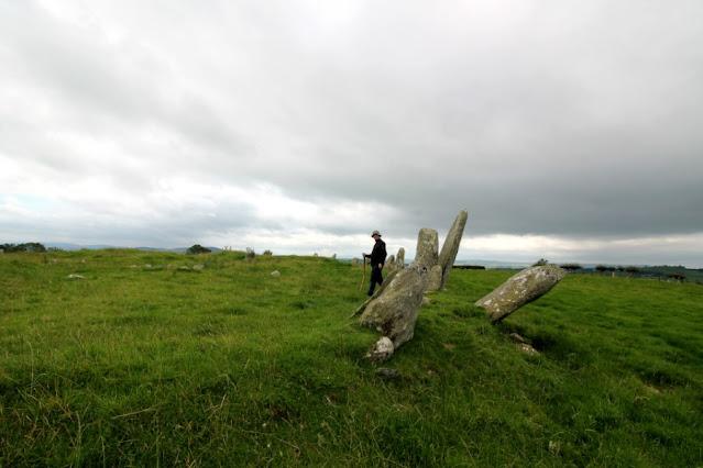 Bealtany Stone Circle Stones