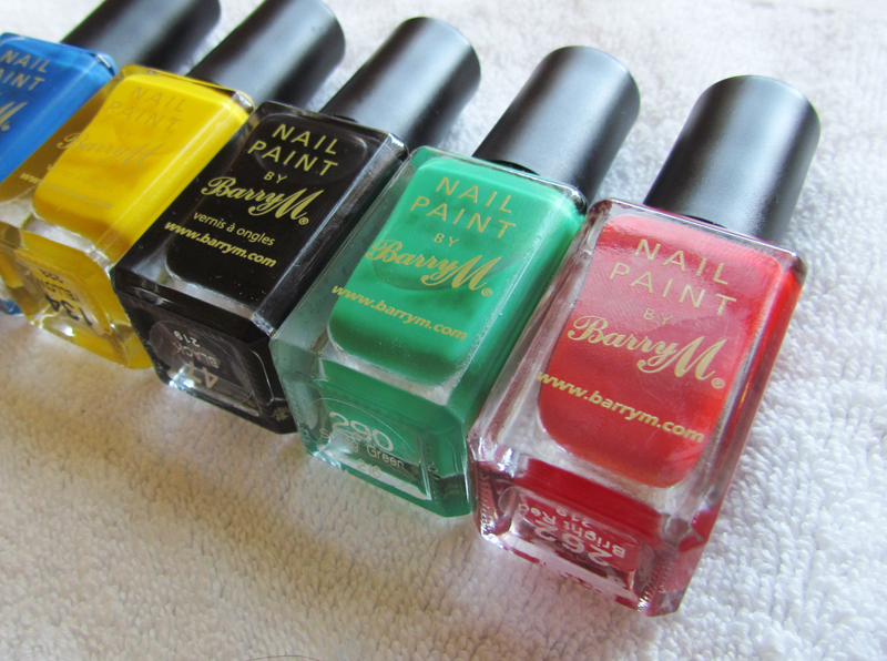 Olympic Nails Guest Post A Little Obsessed