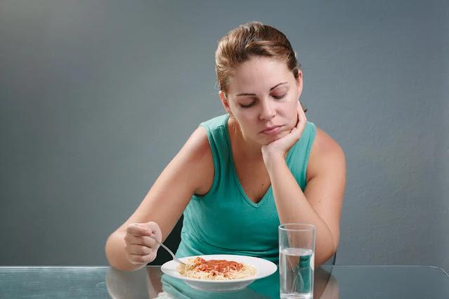 Lower back pain - Loss of appetite