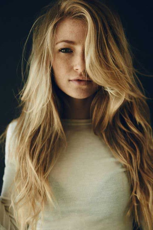 Long Hair Styles For Women Casual Curly Hairstyles Thick