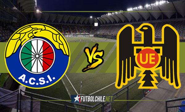Audax Italiano vs Unión Española - 17:30 h - Campeonato Transición - 03/12/17