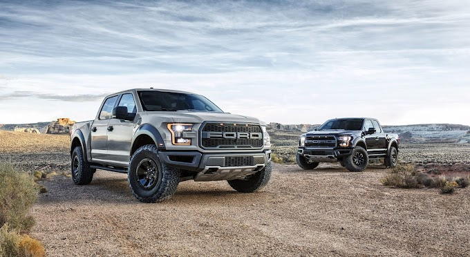 Ford F 150 Raptor Wallpaper