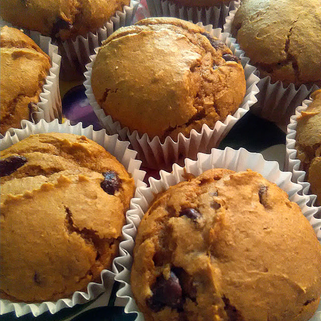 Here's a Quick Way to Make Pumpkin Spice Muffins