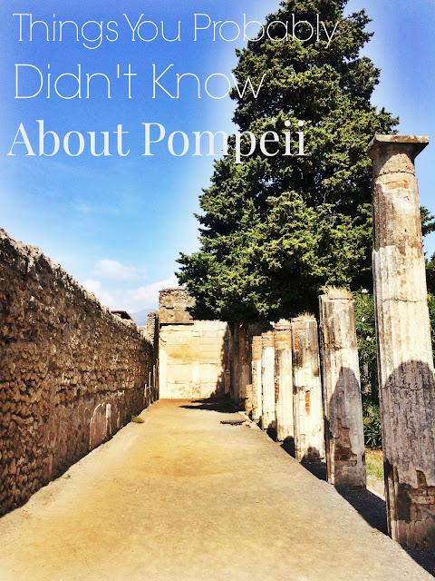 Streets-In-Pompeii