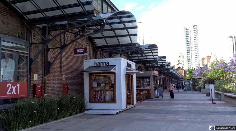Distritos Arcos - 8 lugares para comprar em Buenos Aires, Argentina