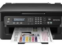Epson WorkForce WF-2510WF Wireless Printer Setup