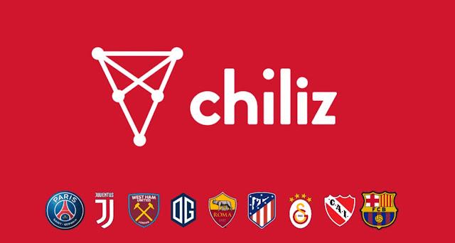 Logo Chiliz (CHZ) Cryptocurrency