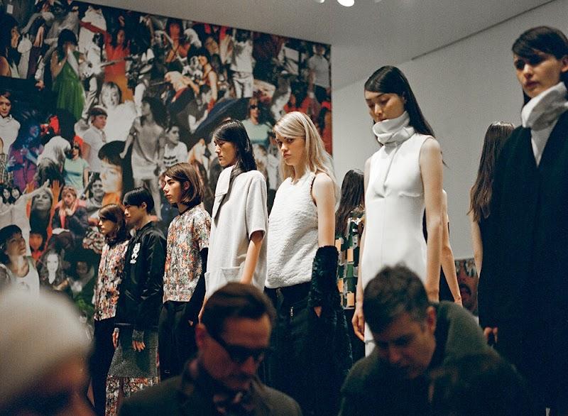I Shot Fashion Week 2015 on Film