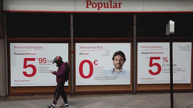 """La justifica europea obliga a la banca española a devolver todo lo cobrado por las """"cláusulas suelo"""""""