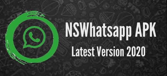 تحميل واتساب NSWhatsApp 3D ان اس ثري دي اخر إصدار ضد الحظر 2021