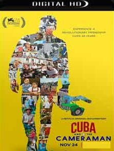 Cuba e o Cameraman 2018 Torrent Download – WEB-DL 720p Dublado / Dual Áudio