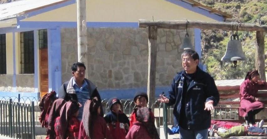 Más de 1 millón 200,000 escolares aprenden en su lengua materna, informó el MINEDU - www.minedu.gob.pe