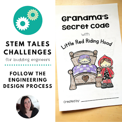 Little Red Riding Hood STEM Tale Challenge