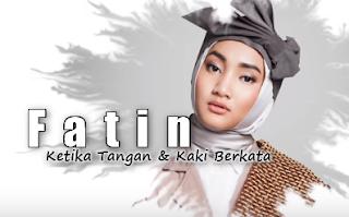 Download Lagu Fatin Ketika Tangan Dan Kaki Berkata Mp3 Single Religi 2018,Fatin Shidiqia, Lagu Religi, Pop,
