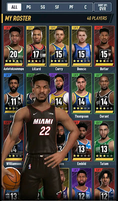 NBA Ball Star's v1.33 MOD APK [Unlimited Money, Win All] Download Now