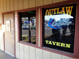 Outlaw Tavern, Old Town Clovis, California