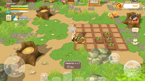 Game Mirip Harvest Moon di Android