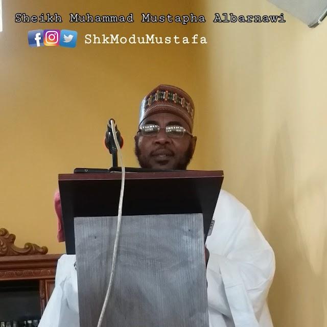 Alamun Tashin Qiyama | Huduba | ShkModuMustafa