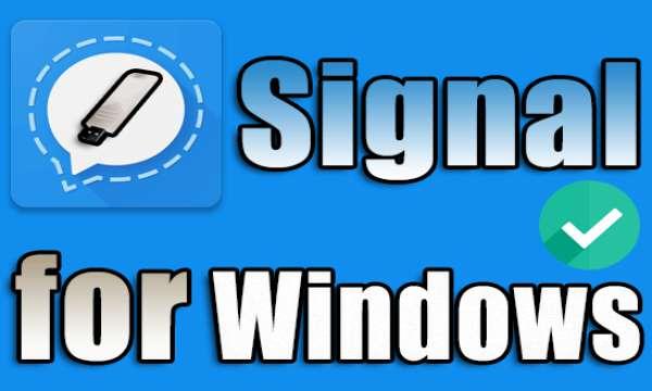 تحميل برنامج الدردشة Signal v1.39.5 Portable نسخة محمولة