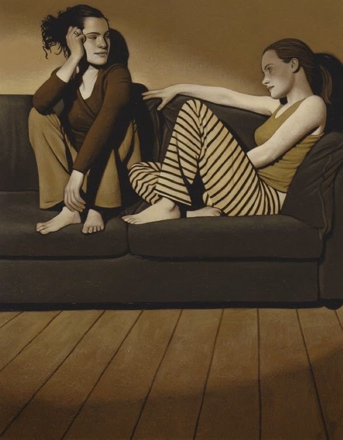 Французский художник и иллюстратор. Thomas Ehretsmann