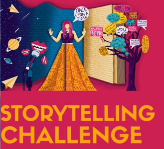 Story Telling Challenge - India Film Project