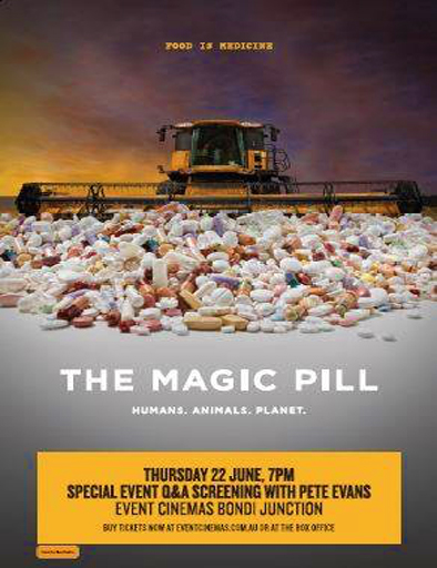 The Magic Pill (2018)
