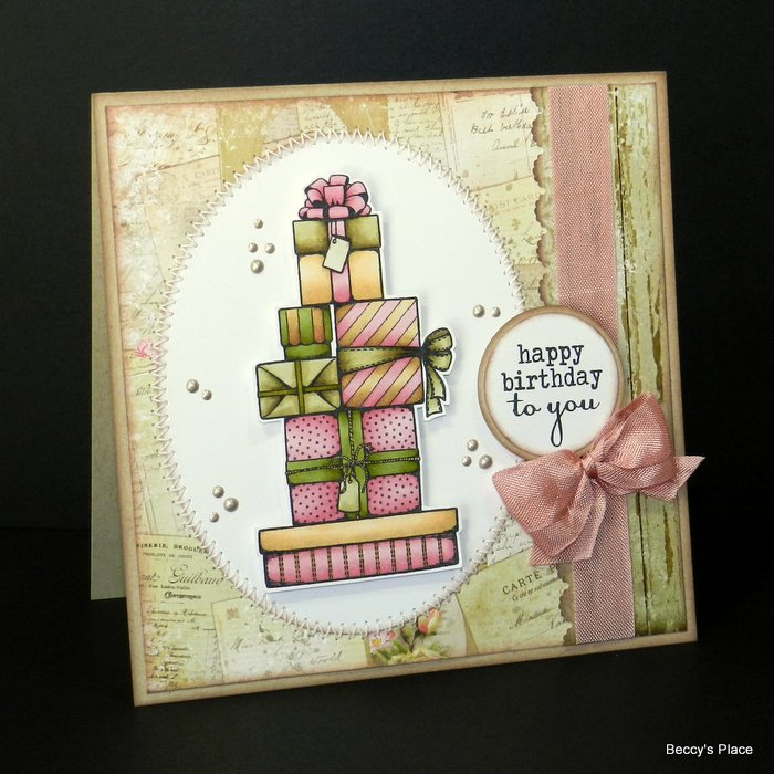 Beccy S Place Everything Papercraft Stitching