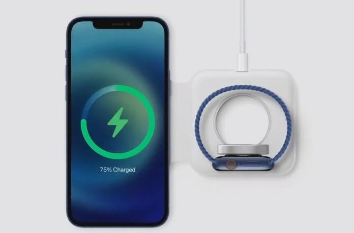 Apple mengonfirmasi bahwa Pengisi Daya Nirkabel MagSafe Duo hanya dapat mengisi daya hingga 14W