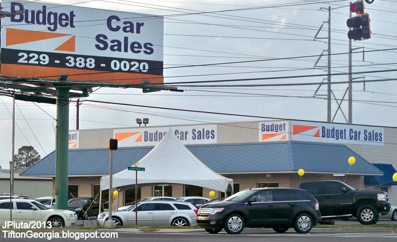 Budget Rental Car Sales >> Tifton Georgia Tift College Attorney Restaurant Bank