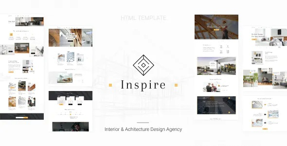 Best Interior and Architecture HTML Template