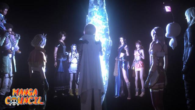 Lightning Returns Final Fantasy XIII Save Game d