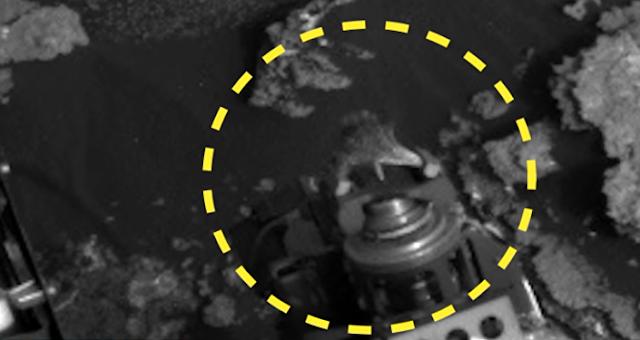 Vídeo: Ufólogo descobre equipamento extraterrestre em Marte