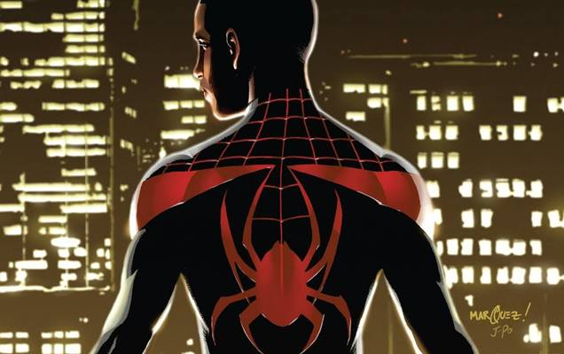 Fakta Miles Morales (Ultimate Spider-Man)