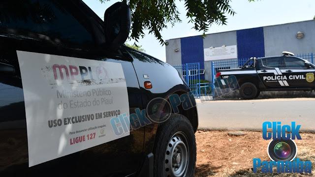 IML de Parnaíba é alvo de denúncia no Ministério Público