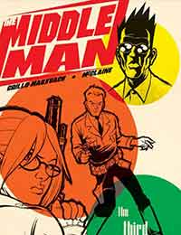 The Middleman (2007) Comic