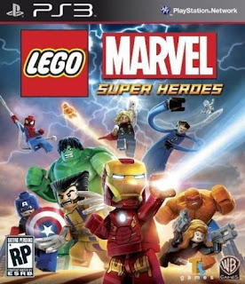 Lego Marvel Super Heroes PS3 Torrent