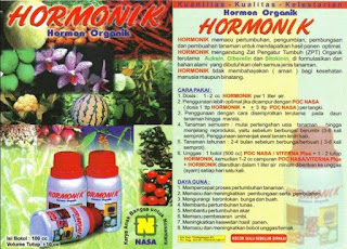 HORMONIK[ HORMON ORGANIK ]