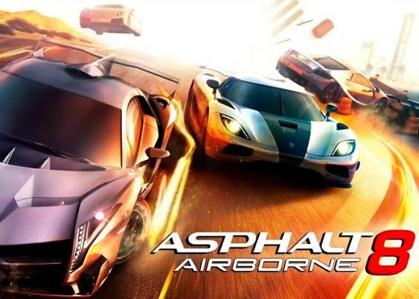 Download Game Asphalt 8 Mod Apk Terbaru 2018