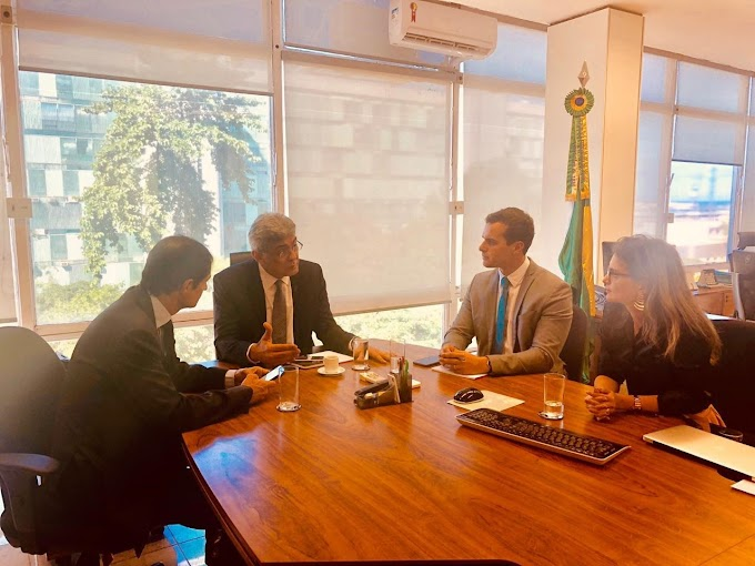 Prefeitura busca incentivos com Ministério da Ciência e Tecnologia para fortalecer ecossistema de CT&I de Campina Grande