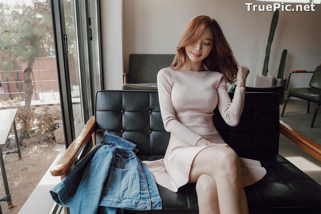 Image Korean Beautiful Model – Park Soo Yeon – Fashion Photography #11 - TruePic.net - Picture-1