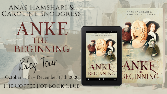 [Blog Tour] Guest Post by Anas Hamshari & Caroline Snodgress Authors of 'Anke: The Beginning' #HistoricalFiction