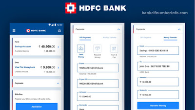 Register Quick access pin in HDFC mobile banking