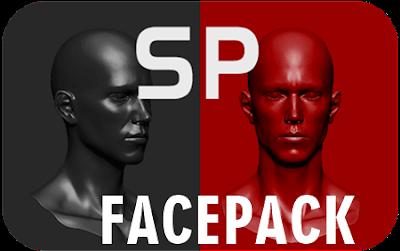 Smoke Patch Mega Face Pack V2
