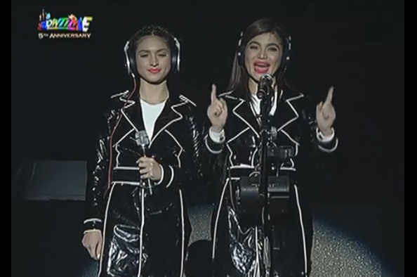 WATCH: Magpasikat performance of Anne Curtis and Coleen Garcia