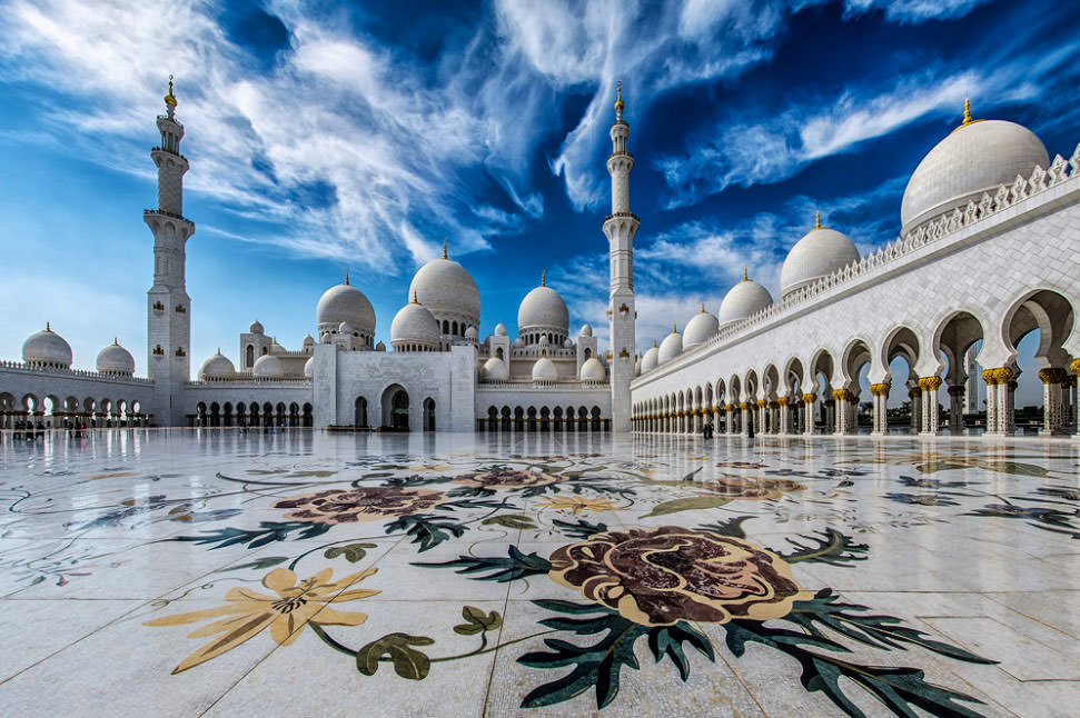 Contemporary Muslim architects