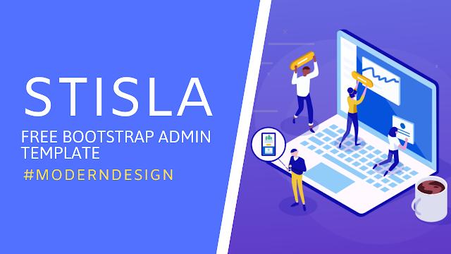 Stisla - Template Bootstrap Admin Gratis Karya Anak Bangsa