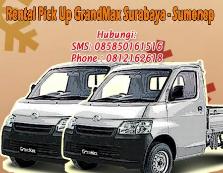 Rental Pick Up GranMax Surabaya-Sumenep