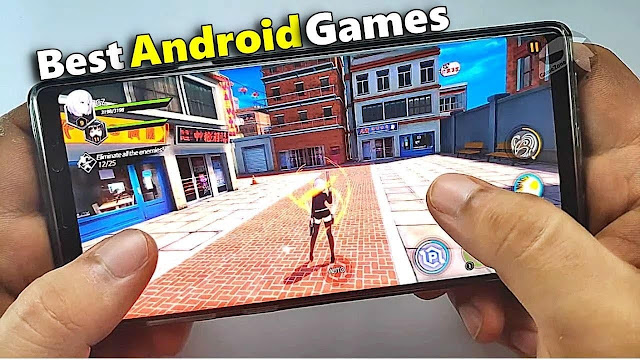 The Best Android Online Games