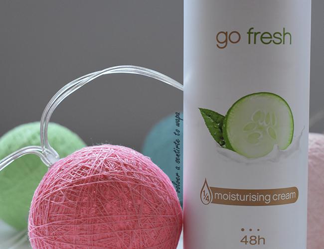 Desodorante Dove cucumber & green tea scent